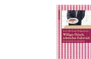 Williges Fleisch, schwaches Federvieh. Das österreichische Literaturkochbuch Book Cover