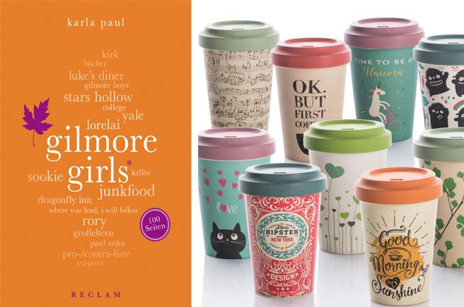 Gilmore Girls und Kaffee