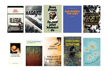 Best of Leipziger Buchmesse 2017