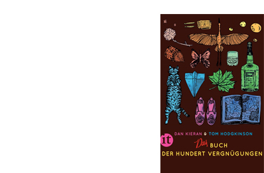Das Buch der hundert Vergnügungen Book Cover