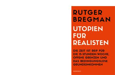 Utopien für Realisten Book Cover